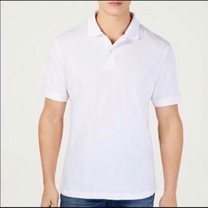 🆕Men's Club Room White Polo Size XL